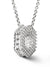 Bcouture April Mini Keepsake-White Topaz With Chain at Arman's Jewellers Kitchener