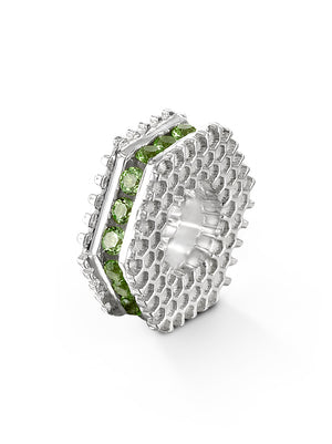 Bcouture August Mini Keepsake-Peridot at Arman's Jewellers Kitchener