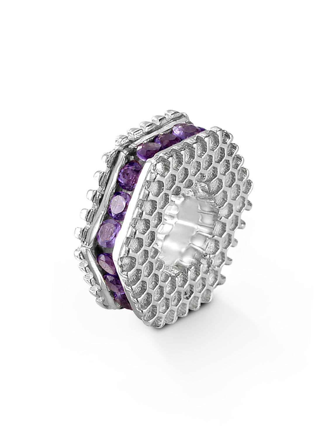 Bcouture February Mini Keepsake- Amethyst at Arman's Jewellers Kitchener