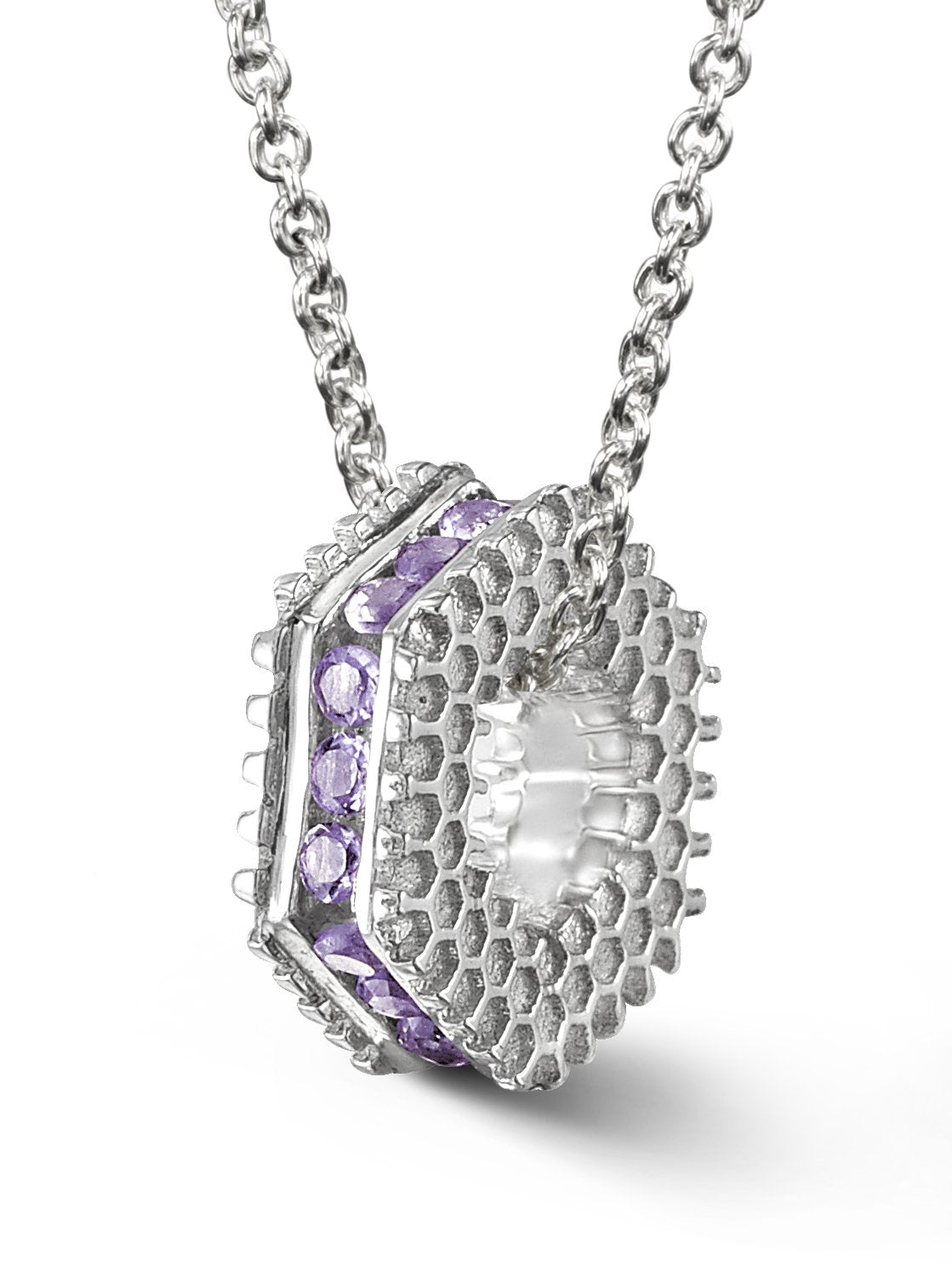 Bcouture June Mini Keepsake- Pink Amethyst at Arman's Jewellers Kitchener