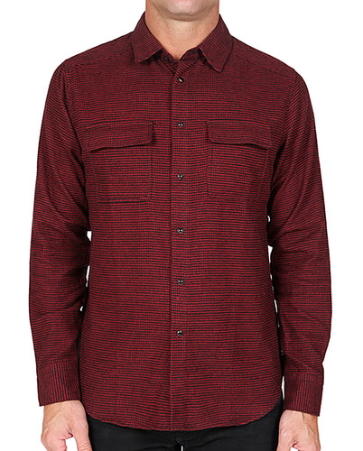 Flannel Snap Shirt