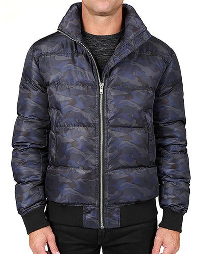 Packable Hood Down Jacket