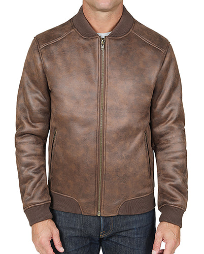 Sherpa Lined Bomber