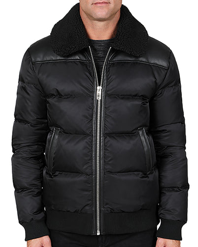 Sherpa Collar Down Bomber