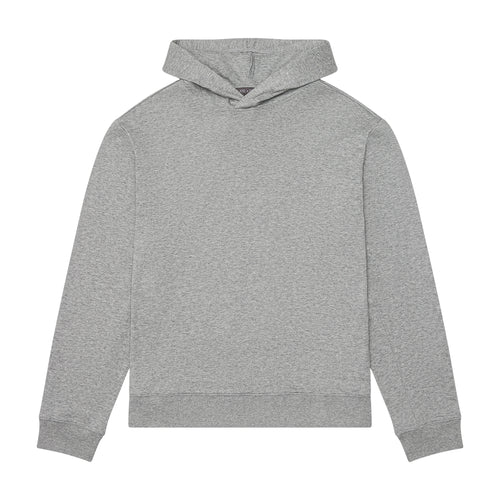 Long Sleeve Double Face Hoodie