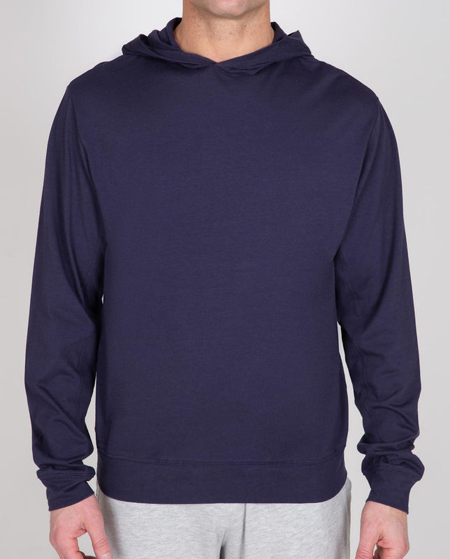 Relaxed Jersey Hoodie