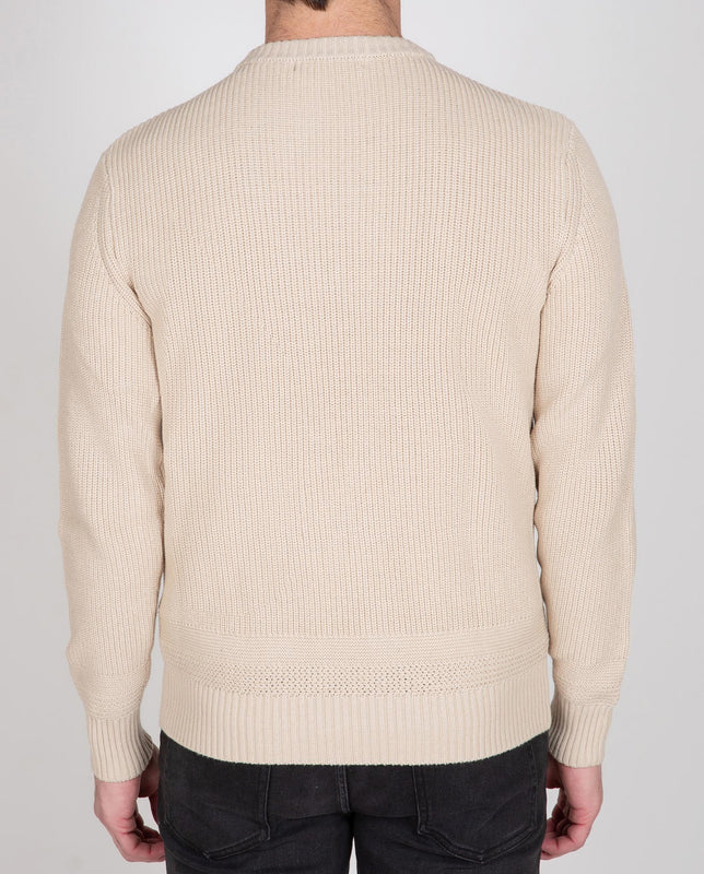 Long Sleeve Crew Sweater