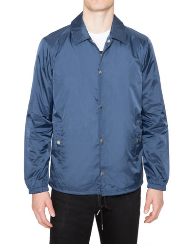 Snap Front Coaches Jacket
