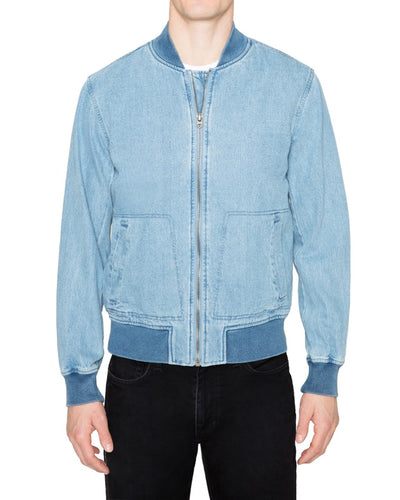 Denim Cotton Bomber