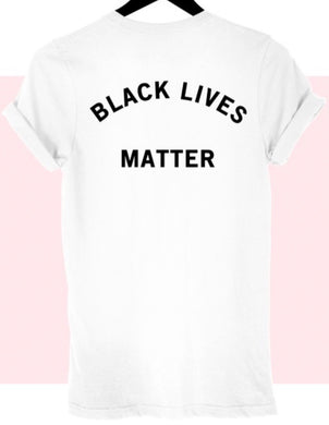 Black lives matter top
