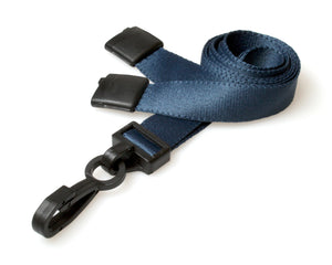 15mm Comfort Lanyard with Plastic J-Hook