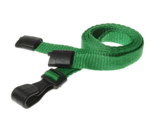 10mm Lanyard with No-Twist Wide Plastic Hook