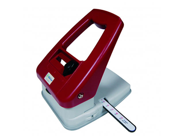 Slot/Hole Plastic Card Punch