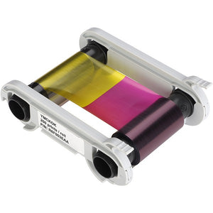 Evolis Primacy YMCKO-K 6 Panel Colour Ribbon 200 Image R6F008EAA