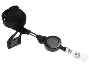 16mm Lanyard/Badge Reel Combo