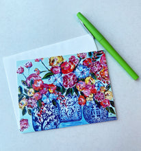 "Load image into Gallery viewer, ""A Fruitful Endeavor"" Set of 10 Note Cards 5.5x4 and envelopes"