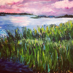 """Lowlands"" 16x20 Original Painting on Canvas"