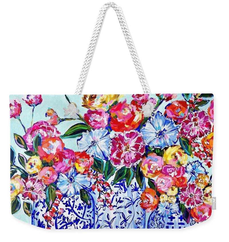 A Fruitful Endeavor - Weekender Tote Bag