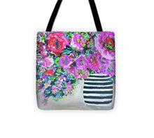 Load image into Gallery viewer, A Peony for Your Thoughts - Tote Bag