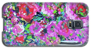 A Peony for Your Thoughts - Phone Case