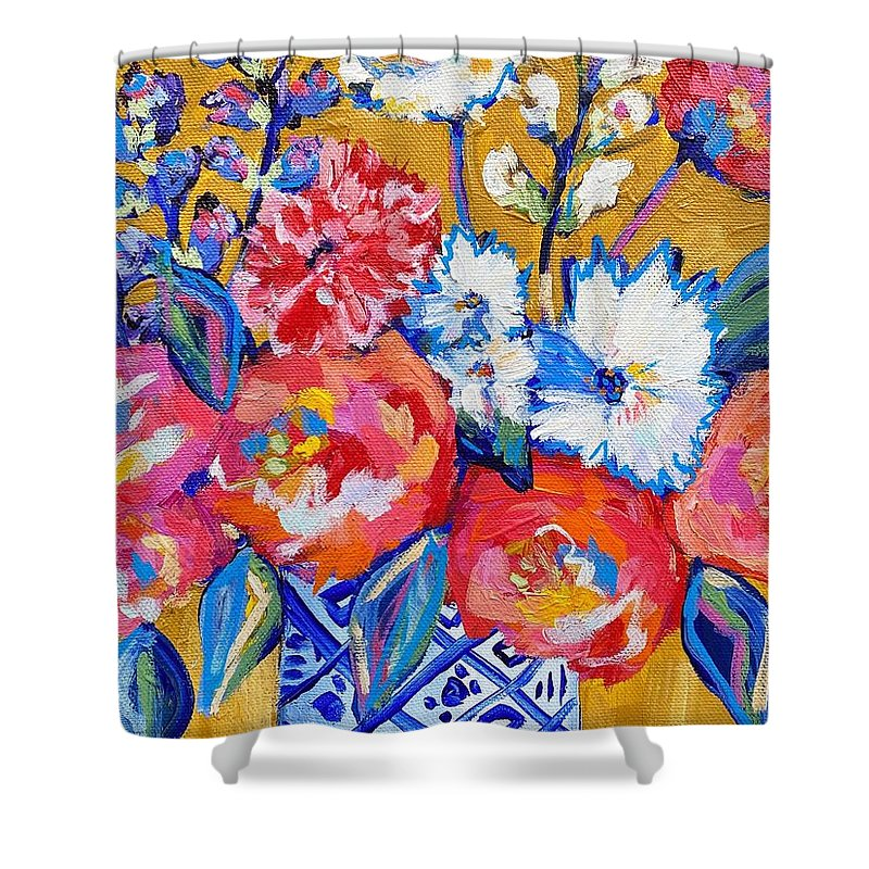 Not too bud - Shower Curtain