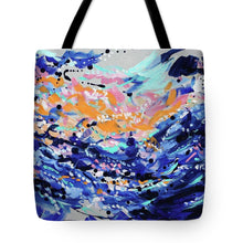 Load image into Gallery viewer, Caribbean Sea - Tote Bag