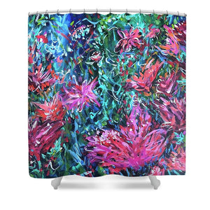 Bouquets for Days - Shower Curtain