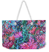 Load image into Gallery viewer, Bouquets for Days - Weekender Tote Bag