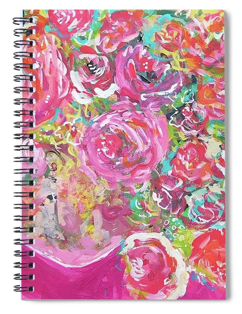 Fruit of the Bloom - Spiral Notebook