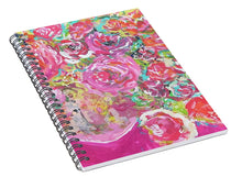 Load image into Gallery viewer, Fruit of the Bloom - Spiral Notebook
