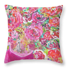 Load image into Gallery viewer, Fruit of the Bloom - Throw Pillow
