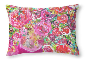 Fruit of the Bloom - Throw Pillow