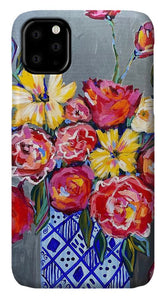 Flowers for Floyd - Phone Case