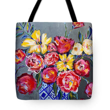 Load image into Gallery viewer, Flowers for Floyd - Tote Bag