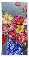 Load image into Gallery viewer, Flowers for Floyd - Bath Towel