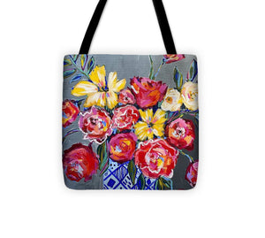 Flowers for Floyd - Tote Bag