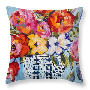Garden Variety - Throw Pillow