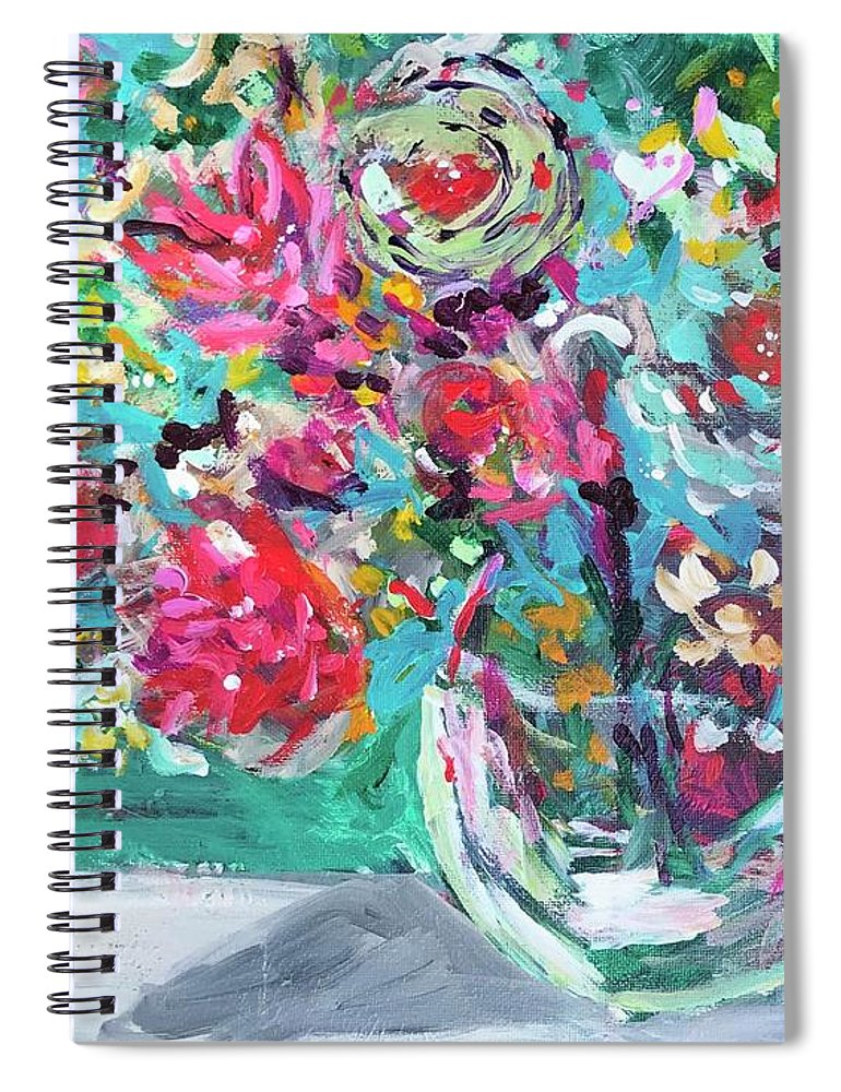 Take it or Leaf It - Spiral Notebook