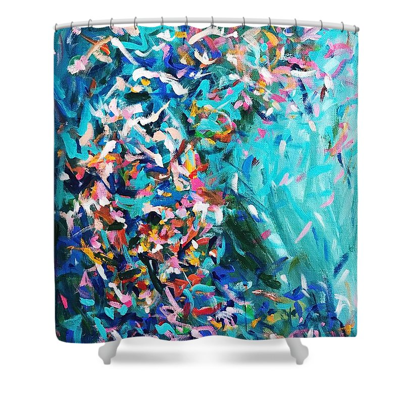 Party Like It's 1999 - Shower Curtain