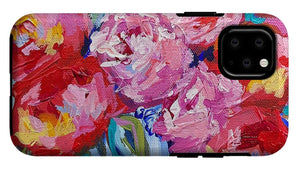 Romance in Bloom - Phone Case