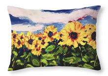 Load image into Gallery viewer, Flower Child - Throw Pillow
