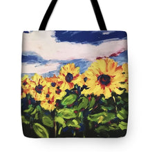 Load image into Gallery viewer, Flower Child - Tote Bag