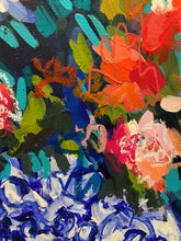"Load image into Gallery viewer, ""Sweet Marie I can hardly wait"" - 30x24 Original Acrylic on Canvas"