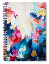 Load image into Gallery viewer, The best part of me was always you - Spiral Notebook