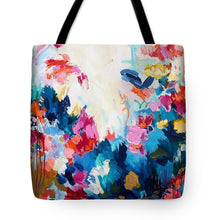 Load image into Gallery viewer, The best part of me was always you - Tote Bag