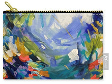 Load image into Gallery viewer, The Bold and the Bluetiful - Carry-All Pouch