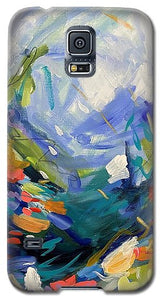 The Bold and the Bluetiful - Phone Case
