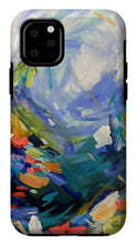 Load image into Gallery viewer, The Bold and the Bluetiful - Phone Case