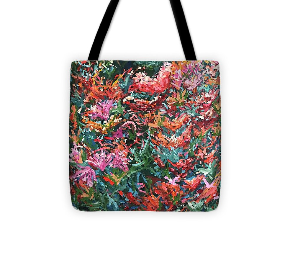 The Flowers that Be - Tote Bag