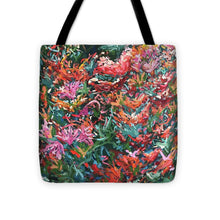 Load image into Gallery viewer, The Flowers that Be - Tote Bag